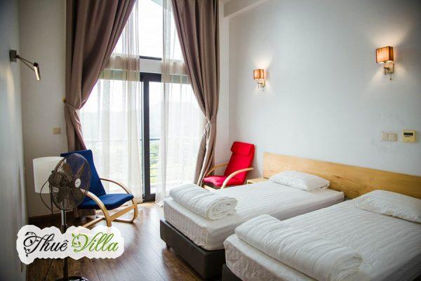 Địa điểm cho thuê villa gần Hà Nội giá rẻ