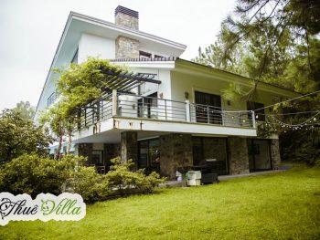 Địa điểm cho thuê villa gần hà nội đẹp miễn chê