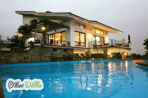 Biệt Thự C21 Sân Goft Tam Đảo – villa cuối tuần Hà Nội