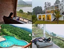 Golf View Villa Tam Đảo-Villa gần Hà Nội