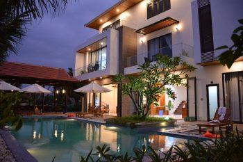 Top những địa điểm thuê villa giá rẻ ở Hội An