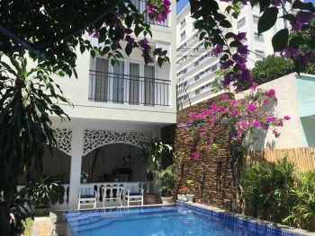 Những địa điểm thuê villa Nha Trang Đáng túi tiền hiện nay