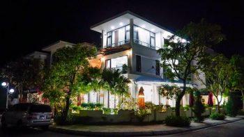 Biệt thự FLC Sầm Sơn đẹp lung linh