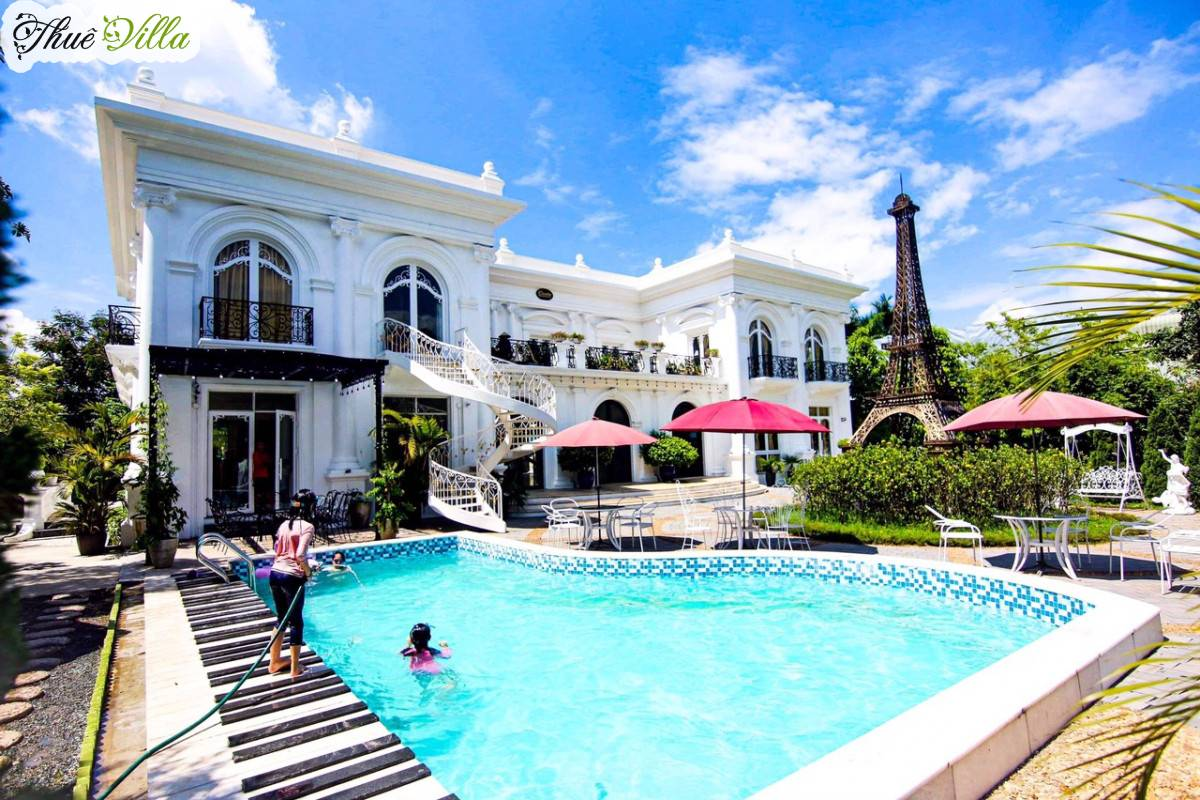 TOP 4 địa chỉ cho thuê Villa Bình Dương đẹp để nghỉ dưỡng