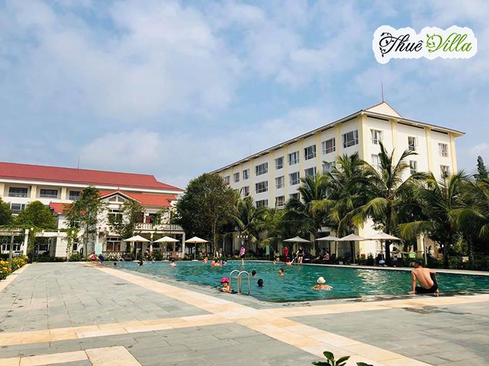 Hòn Dấu Resort - Địa chỉ cho thuê villa Đồ Sơn đẹp