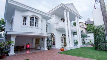Tại sao nên mua mà không nên thuê biệt thự Phú Mỹ Hưng