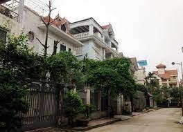 Cho thuê biệt thự khu Linh Đàm, Hoàng Mai, Hà Nội