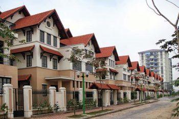 Cho thuê biệt thự làng Việt Kiều Châu Âu Đẹp - Giá rẻ