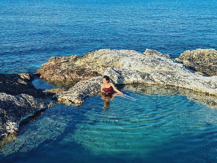 Kinh nghiệm du lịch đảo Phú Quốc - Hồ vô cực