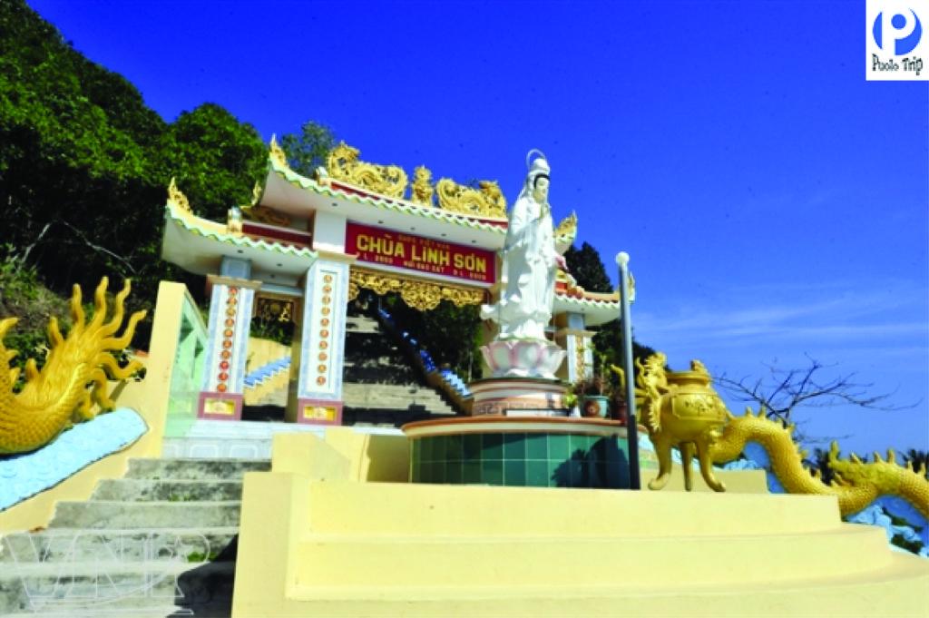 Kinh nghiệm du lịch đảo Phú Quốc - Chùa Linh Sơn